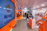 Repsol llega a Cartagena con una exposición sobre el mundo del motor