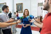 La alcaldesa anuncia una remodelación del equipo de Gobierno municipal