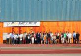 La carrera solidaria 10k del Puerto de Cartagena incluye en el recorrido el barrio de Santa Lucía