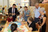 El Día Mundial del Alzhéimer se celebra en Alcantarilla con el IV Día de Puertas Abiertas en el centro de día de AFADE