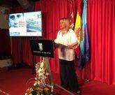 María del Mar Blanco reivindica la unidad social del 'espíritu de Ermua' en la inauguración de una avenida dedicada a su hermano Miguel Ángel Blanco , en San Javier