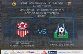 El Zambú CFS Pinatar visita Bargas en su segundo partido de liga