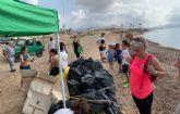 El 'Día mundial de limpieza en playas' abarcará del Alamillo al Mojón