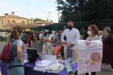 La delegación local de Afal cartagena y comarca conmemora el Día Mundial del Alzheimer en San Pedro del Pinatar