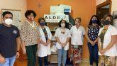 El Ayuntamiento reafirma su apoyo a la Asociación Lumbrerense de Enfermos de Alzheimer, en el día Mundial de la enfermedad