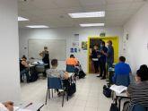 Más de 1.300 personas en riesgo de exclusión social realizan cursos del SEF en la Fundación Tienda Asilo San Pedro