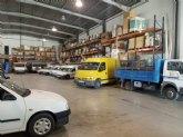 Adjudican el nuevo contrato de la p�liza de seguros para la flota de veh�culos del Ayuntamiento de Totana
