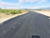 El Ayuntamiento acondiciona un tramo de 1,5 kilómetros del Camino de la Cena de Juan Teresa, en la diputación del Raiguero Bajo; con fondos autonómicos