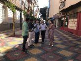 El Ayuntamiento recepciona las obras de la calle Conde de Aranda