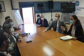 Visitación Martínez transmite al comisario europeo de Medio Ambiente la necesidad de actuar de manera urgente en el Mar Menor