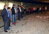 AHIGE celebró en Las Torres de Cotillas su 'Rueda de Hombres' regional contra la violencia machista