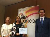 San Pedro del Pinatar obtiene el sello InfoParticipa a la transparencia
