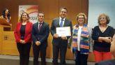 Alcantarilla recibe el Sello Infoparticipa 2016, junto a otros tres ayuntamientos de la Región de Murcia, a la transparencia de la comunicación pública local