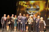 Ceferina López, Restaurante Villarejo y Telplay Telecomunicaciones son galardonados en la gala 'Premios Empresariales' de la Cámara de Comercio