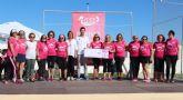 'Arena Dancing in pink' recauda 600 euros para el equipo 'Flamenco Rosa'