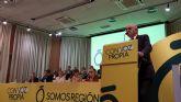 Alberto Garre elegido por aclamaci�n presidente de Somos Regi�n