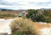 Se activa la alerta amarilla en la Región de Murcia para mañana martes por la previsión de lluvias intensas
