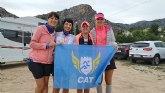 El CAT estuvo presente en 4 carreras por montaña este fin de semana