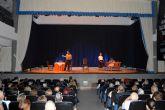 Gran noche de teatro con 'El unicornio roto' de La Barraca de Federico pinatarense