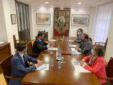 El Colegio de Abogados de Lorca será el punto de contacto para la detección de posibles casos de okupación en su área de influencia
