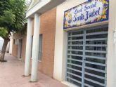 El Ayuntamiento cede el Local Social y la Pista Deportiva del barrio de la Era Alta a la Asociación de Vecinos 'Santa Isabel'