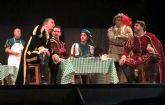 Los actores aficionados del grupo 'Tejuba' reviven un año más el clásico de Don Juan Tenorio