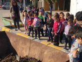 Los alumnos de infantil aprenden a reciclar en el Ecoparque Municipal