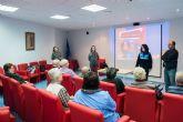 Policía Local y Tráfico ofrecen charlas en los Centros de Día para prevenir accidentes