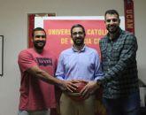 El UCAM Murcia CB y el CB Santomera unen sus fuerzas