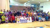 La Fase Local de Tenis de Mesa de Deporte Escolar contó con la participaron 69 escolares