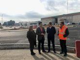 Las obras de adecuación de la avenida Miguel Ángel Blanco afrontan el segundo tramo hasta la conexión con la AP-7