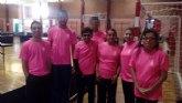 Comienza la temporada deportiva para los usuarios del Centro de Día de Mazarrón