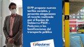 El PP propone nuevas tarifas sociales