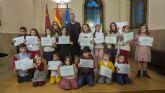 Dos alumnos del colegio salesiano 'San Juan Bosco' de Cartagena premiados en el concurso 'Mi Pueblo Europa'