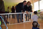 Visita diputados del GPP al Hogar de la Infancia de Cartagena