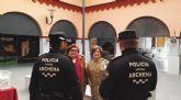La Policía Local de Archena inicia su campaña 'Compras seguras en Navidad' que durará hasta el próximo 6 de enero