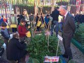 35 centros educativos participan en la Red de Huertos Escolares Ecológicos del Ayuntamiento de Murcia