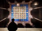 Los mosaicos Nolla protagonizan una exposicion modernista en el Palacio Molina