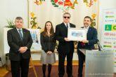 La ONCE refleja en un cupon el Año del Modernismo de Cartagena con la imagen del Gran Hotel
