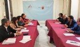 La Comunidad constituye una comisión técnica de trabajo con el Ayuntamiento de Cartagena para impulsar la tramitación del Plan General