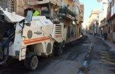 Pavimentan varias calles del casco urbano que se encontraban muy deterioradas