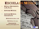 Campos del Río estrenará su nueva Escuela de Música en 2018