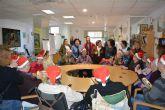 La Asociación Alzheimer Águilas celebra su tradicional fiesta de Navidad 2018