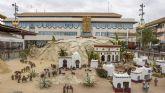 El Belén más grande de Europa se despliega un año más en la plaza de España de San Javier