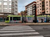 Tranvía de Murcia modifica sus horarios los días de Nochebuena y Nochevieja
