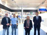 Inaugurada la exposición '40 años de coec'