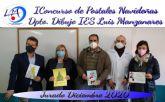 El Luis Manzanares mantiene la tradición con un concurso de Postales Navideñas