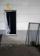 La Guardia Civil detiene a un experimentado delincuente por una docena de robos en comercios y viviendas de Moratalla