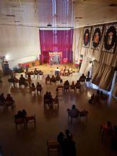 Más de 200 personas disfrutan de la programación navideña organizada por el Ayuntamiento de Puerto Lumbreras en su primer fin de semana