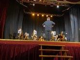 El Teatro Lope de Vega acoge el tradicional concierto de Navidad de la Agrupación Musical Muleña